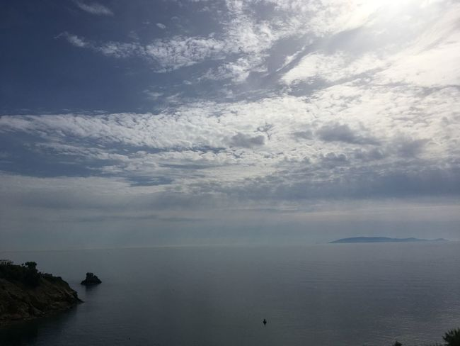 Beauty In Nature Cloud - Sky Day Horizon Over Water Nature No People Outdoors Scenics Sea Sky Tranquil Scene Tranquility Water