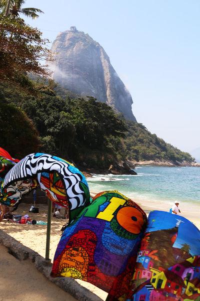 Tourist Spot Brazil Corcovado Nature Pão De Açucar Red Beach, Beautiful Rio Rio De Janeiro Urca Urca Beach Beach Beauty In Nature Brazilian Tourist Spot Brazilian Gallery Colerfull Corcovado Mountain Mountain Outdoors Train