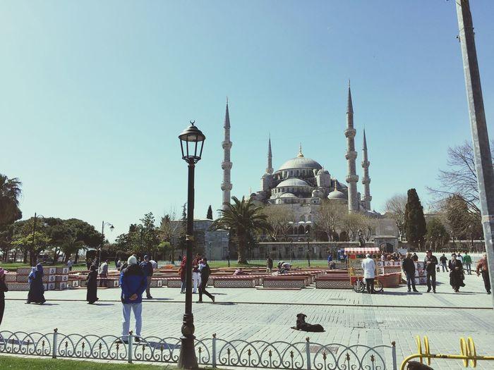 SultanAhmetBlueMosque Istanbul Turkey Travel Destinations Tourist City Vacations Beautiful