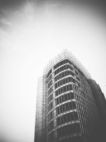 Building Goosehairs Urban Geometry VSCO EyeEm Best Shots Black And White