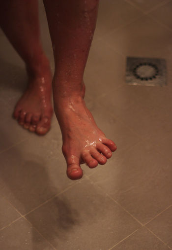 Indoors  Bath Bathroom Bathing Wet Water Water_collection Body Part Body Care Skin Skin Care Skincare Naked_art Woman Woman Of EyeEm Woman Power Woman Portrait Portrait Of A Woman Sensual_woman Sensual 💕 Back People People Photography Sexygirl Sexywomen Female Hair Wet Hair Limb Human Limb Human Foot barefoot Human Leg Human Body Part Domestic Bathroom Low Section Bare Feet Feet Feets Foot Toes Flooring Floor Tiles Rear View Tile Home Women Human Toe Tiled Floor The Portraitist - 2019 EyeEm Awards