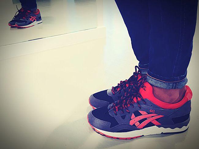 My Hobby Sneakersaddict Sneakers Sneakers Kicks Love Addiction Addicted Addict Asics Asics On My Feet
