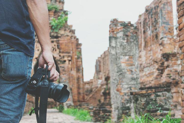 Photography Camera Travel Photography Thailand Human Hand Men