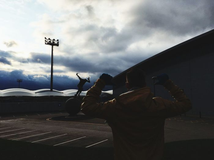 One Person Cloud - Sky Sky Adult Transportation Human Hand Human Body Part Hand