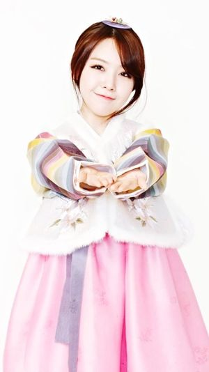 Minha Girlsday EXO