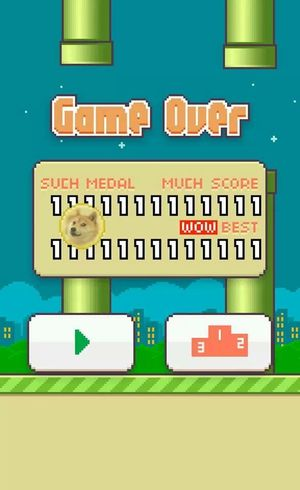 Flappy Bird Doge Game Check This Out