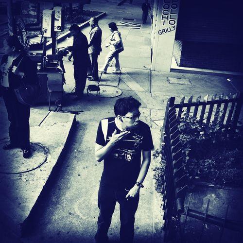 Esperando/te... ..anonymity.. NEM Street Hipstamatic