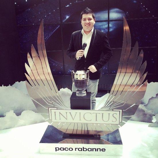 Invictus Lo Nuevo  de Pacorabanne Style Parfum