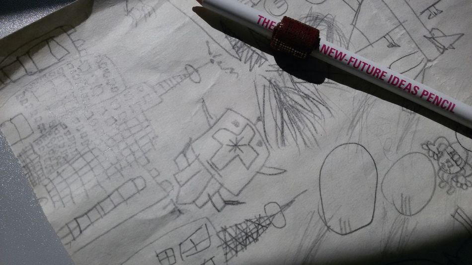 RePicture Growth Child Art Graffiti New Ideas Child Drawing Kids Pencil Drawing