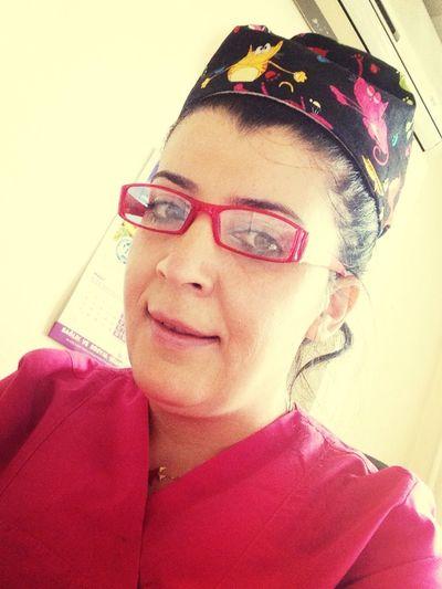 Yeni gözlüklerim-:)