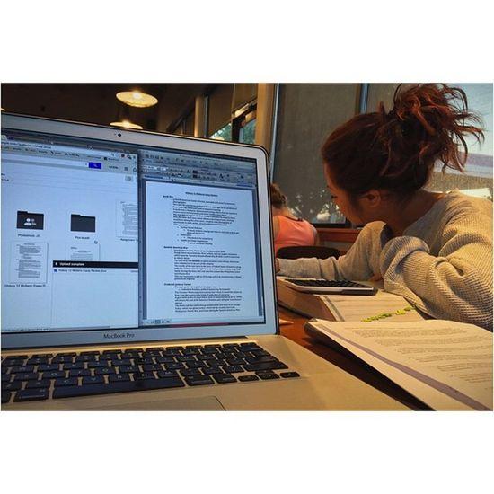 We studying 📚 Creepershot Bestfriend Studygrind Break starbucks random vsco