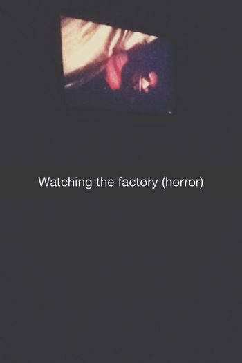Movie Night! The Factory Horror