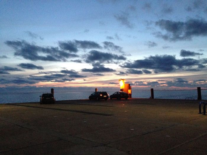 Night Car Port