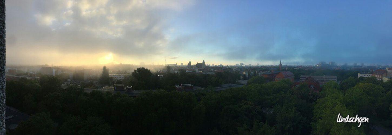 Blick über Berlin - 17.08.16,6:28AM - unbearbeitet Hauptstadt Ausblick Sunrise Skyline Sky_collection Sky And Clouds Moabit Berliner Ansichten Berlin Sonnenlicht EyeEmBestPics EyeEm Best Shots Nature
