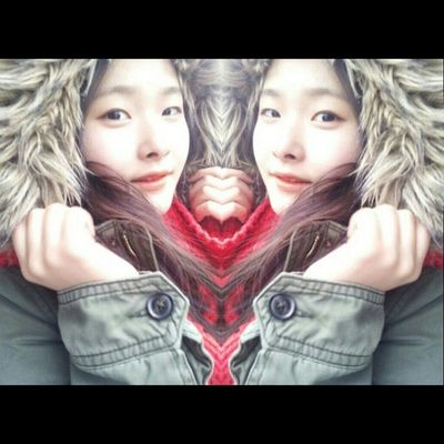 Winter Cold Korean Nofilter asianweekeend♥