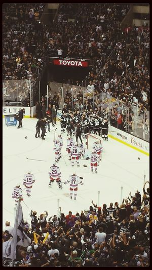 Los Angeles Kings- Stanley Cup champions