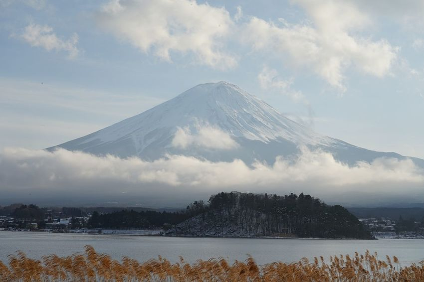 Mountain Sky Beauty In Nature Scenics Nature Landscape Cloud - Sky