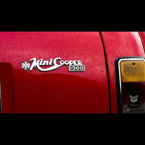 '75 Mini Cooper (Innocenti Cooper 1300) oldtimer Fotografie Car MiniCooper Salzgitter Salder