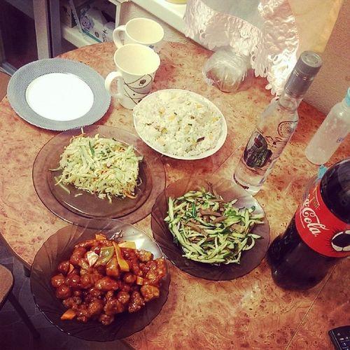 китайская кухня вечер ммм
