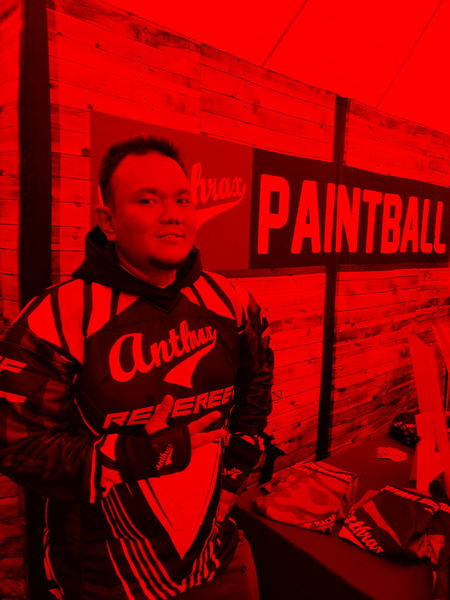 Paintball World Cup Asia 2016 Anthrax Anthrax Paintball We Rule Referee