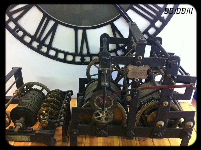 Stopping Time Clockwork Uhren