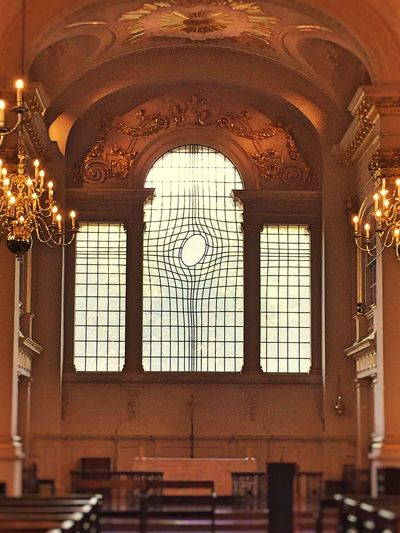Church Church Window Church Architecture Windows Querky Hole In The Window Hole Old Church Old Building  St Martin-in-the-fields London The Week On EyeEm