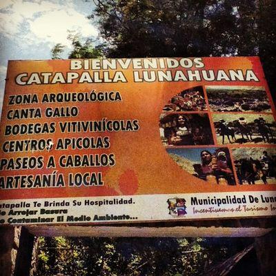 Welcome a Catapalla Lunahuana Semanasantaperu Igersperu