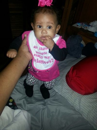 tooda got on her boots