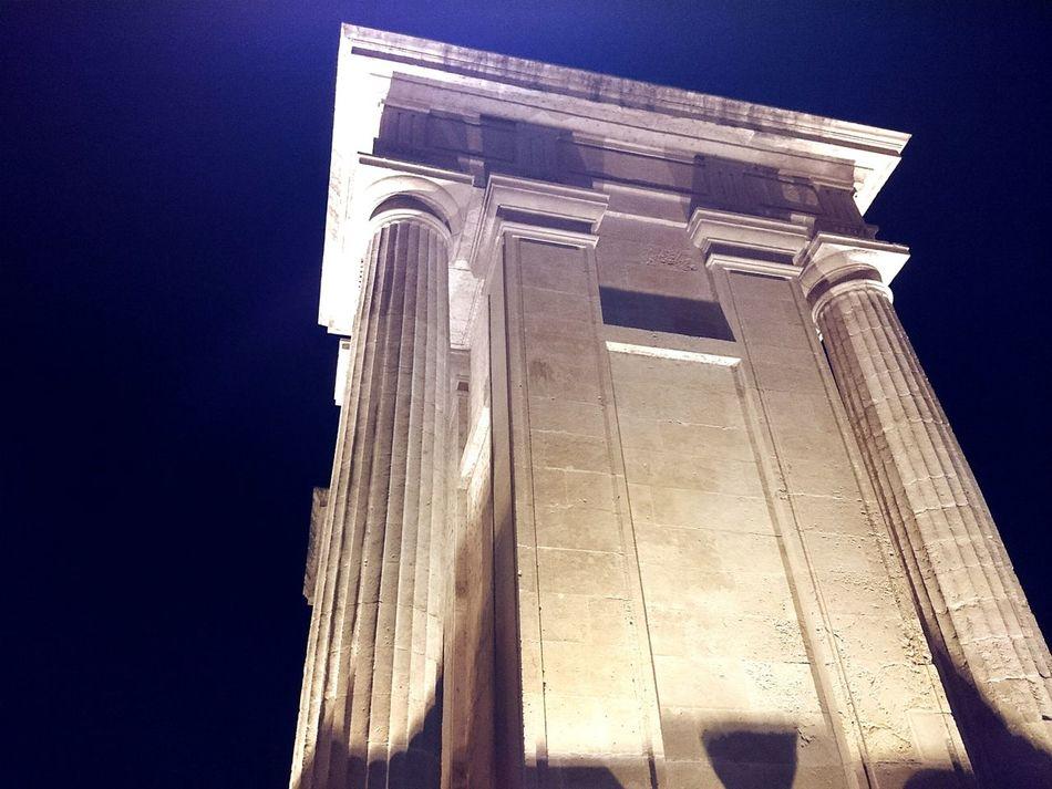 Luz de noche Relaxing Arquitectura,monumentos España🇪🇸 Cordoba Spain Sony Z2 Photography