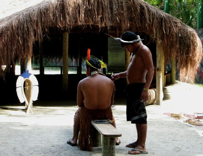 Arte indígena!!! Riodejaneiro Errejota  RJ Parquelage Indios Arteindigena Indian Indianculture Eye4photography  EyeEm Best Shots