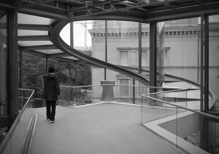 Architecture Blackandwhite Architecture_bw Staircase