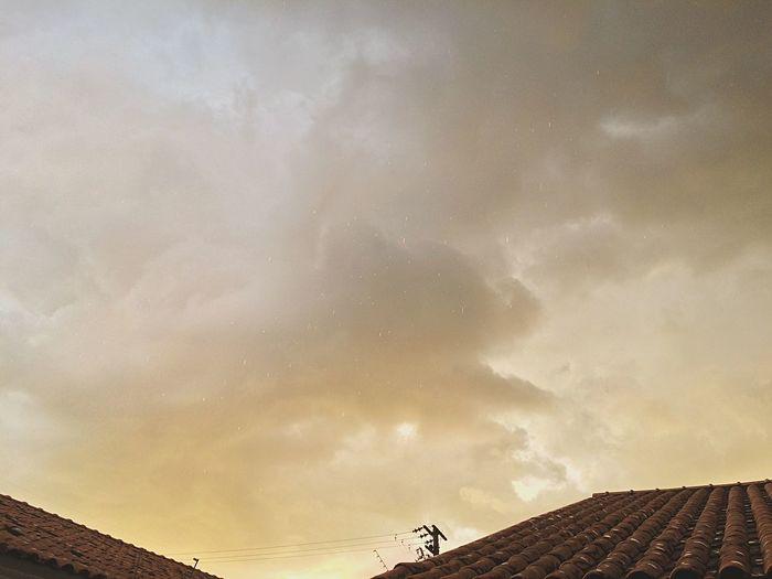 Panoramic view of sky