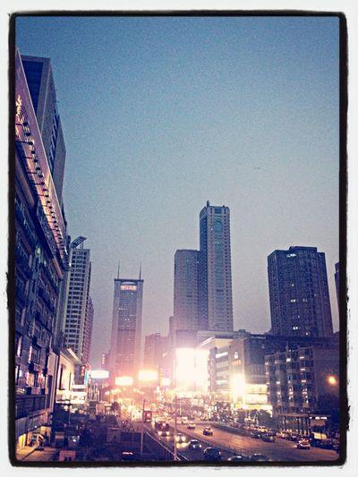 在武汉与你第一次相遇 First Eyeem Photo