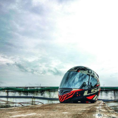 Helmet Ls2helmets Cloud - Sky Outdoors Infinitesky