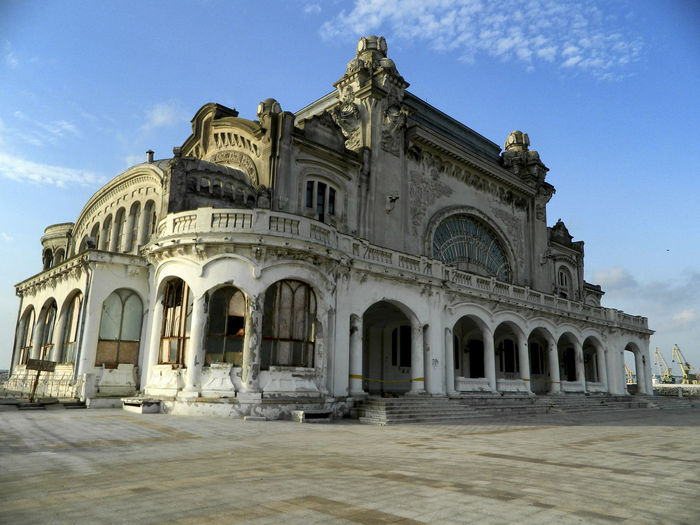Constanta Casino Architecture Architecture_collection Art Deco Art Deco Architecture Art Nouveau Black Sea Building Casino Constanta Constanta Casino Daniel Renard Historical Monument Old Buildings Romania Ruin Seaside Hidden Gems  The Architect - 2016 EyeEm Awards