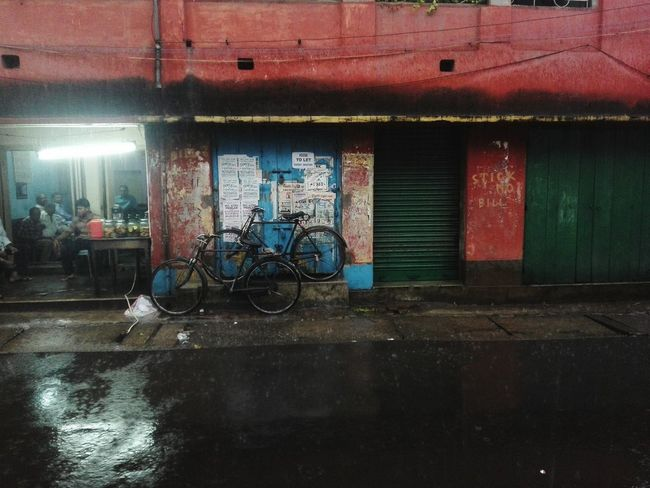 RainyDay Dark Cycles Wet Rain Suburb Road Wet Road Teastall Light Emptyroad Afternoon Readhouse Bluedoor DarkDay Rainy Weather Rainy Season
