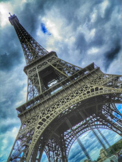 Amazing Paris... Near And Far Hello World HDR Hi!