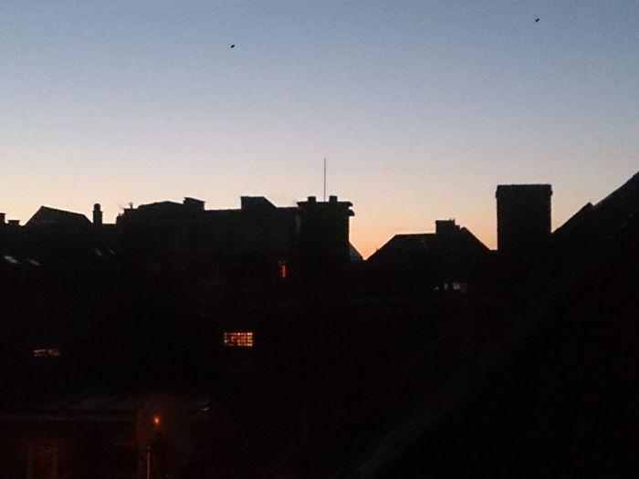 Wake Up Sunrise No Filter Needed Tournai