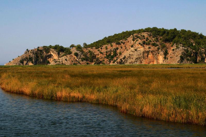 Dalyan Delta in