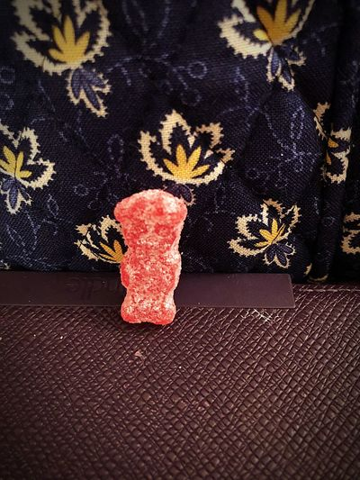 EyeEm Selects Sourpatchkids Candy Alone Sugar Red Color Chewy Gummy Gummy Candy Eat Sweet Sour Taste Bad For Teeth Unhealthy Eating Junk Food Jelly Candy Trickortreat Edible  Cravings Taste Good Indoors  Inanimate Objects Setup StillLifePhotography Food Stories