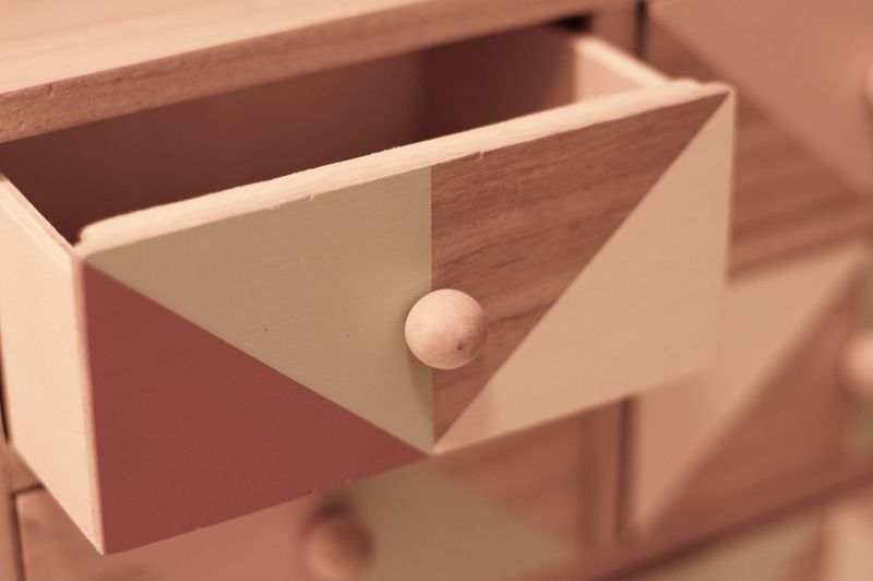 Wooden colored