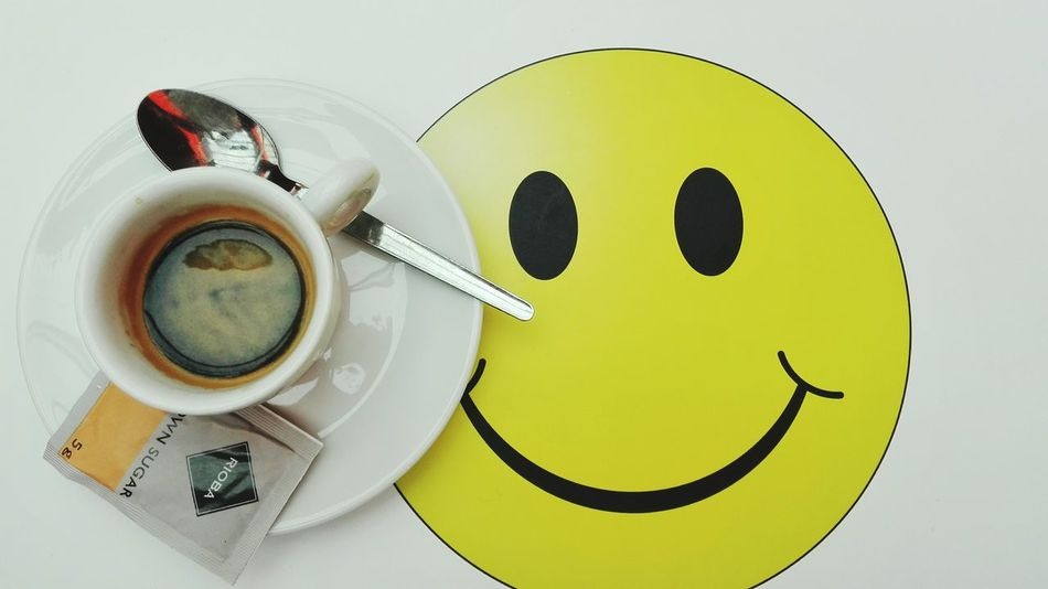 Yellow No People Drink Indoors  Budapest Budapest, Hungary Coffee Time Coffee Break Coffee Smile
