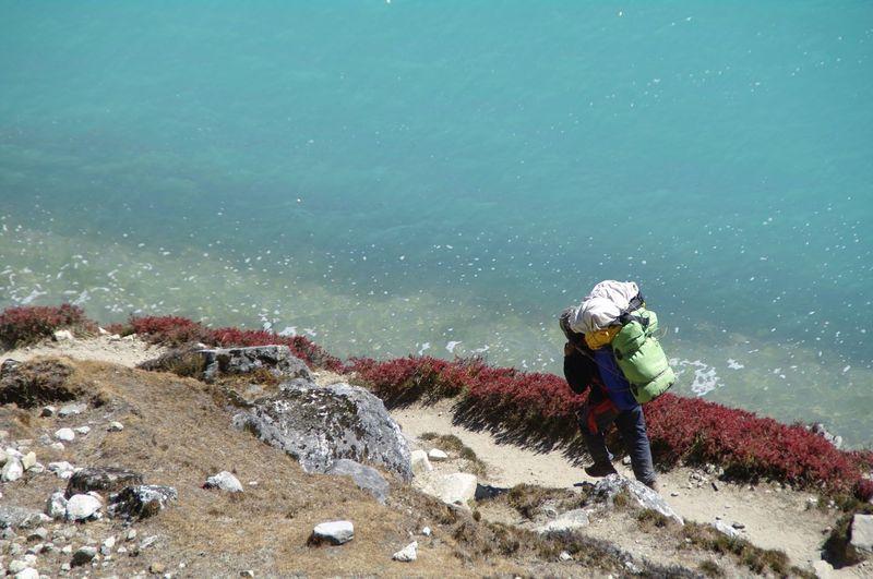 Gokyo Lake 4.gokyo Lake Streamzoofamily EyeEm Selects Himalaya Details Of My Life For You ;-) Trekking In Himalayas Nepal