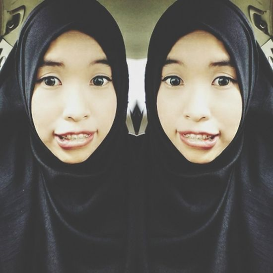 bite my lips. Hi! Hanging Out Braces!