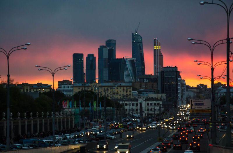 Moskow never sleep Moscow First Eyeem Photo