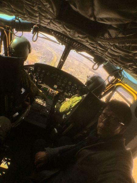 空をお散歩♪ That's Me Hello World Hi! Taking Photos Enjoying Life Taking Photos Jsdf 八尾 ヘリコプター JGSDF