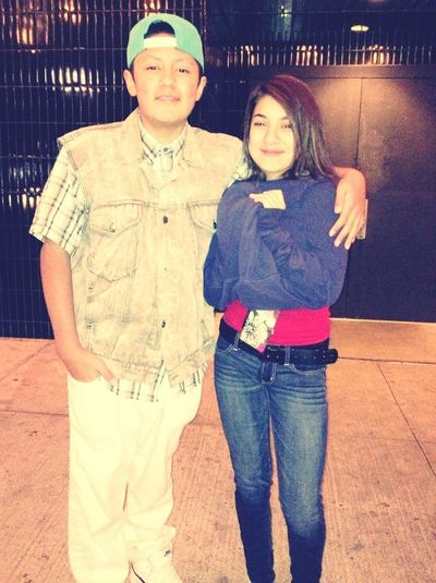 I Look Like Crap Bt My Best Cousin Got To Spend The Night At The Movies With Him <3 Lol . Had A Great Time Acually Got Talk & Have A Conversation . Unlike Some Times . Bt I Still Love Him (: