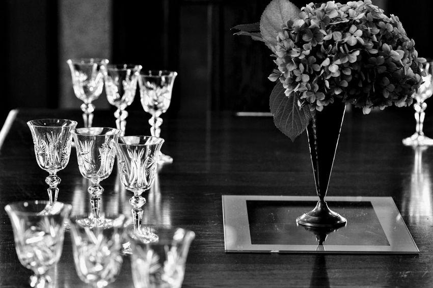 Vase Table Luxury Indoors  Silver Colored No People Japanese Tea Cup Flower Precious Gem Home Showcase Interior Close-up Perfume Day NikonD3100 EyeEm Best Shots EyeEm Best Edits EyeEm Gallery Open Edit Yokohama, Japan