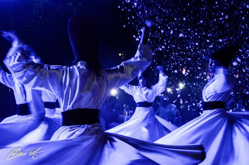 Sing with rapture and dance like a dervish - William Parrish Dance Dervish Swirl Blue Folklore Turkish Traditional Marmaris Whirlingdervish Turkey Colors Of Carnival Blue Wave