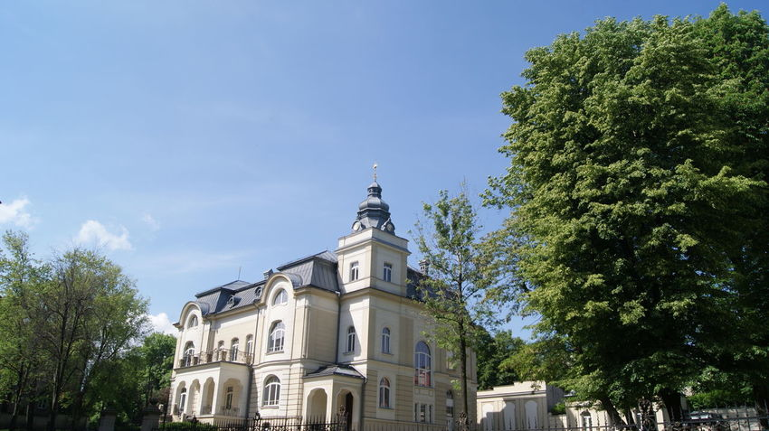 Architecture Bielsko-Biała Blue Day No People Outdoors Silesia Sky First Eyeem Photo